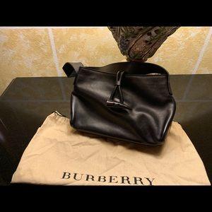 Burberry Beautiful Black Soft Leather Purse